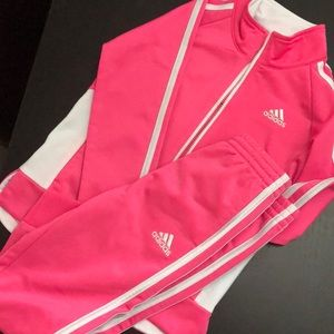 Toddler girls 4T track suit